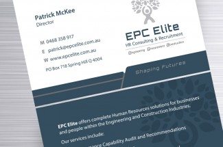EPC business card
