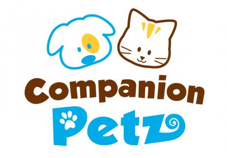 companion petz logo design