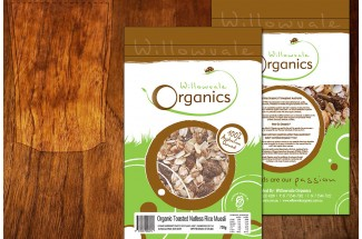 Organic Foods Product Label